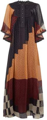 Etro Polka Dot Dress