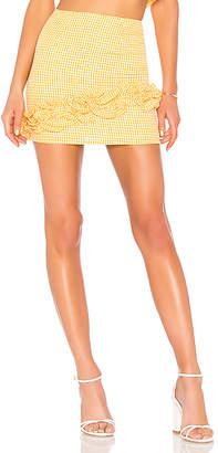 Lovers + Friends Ballard Skirt