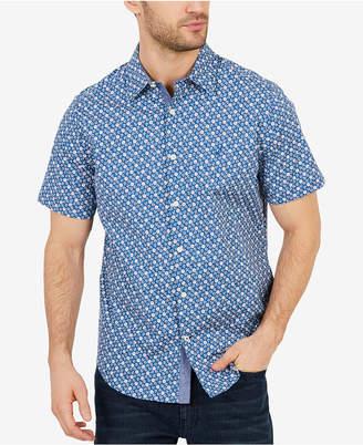 Nautica Classic-Fit Men's Anchor Poplin Shirt