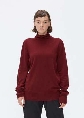 Maison Margiela Long Sleeve Turtleneck Sweater
