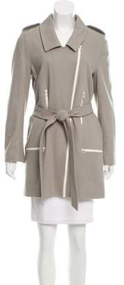 Cacharel Virgin Wool Coat