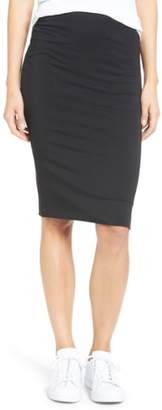 Amour Vert 'Yuma' Stretch Knit Skirt