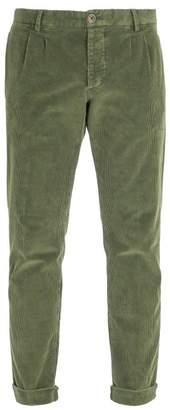 J.w.brine J.W. BRINE New Marshall stretch-corduroy trousers