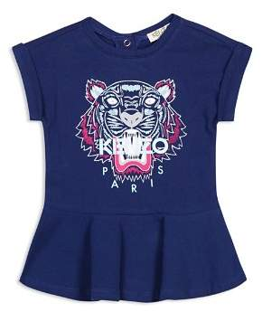 Kenzo Girls' Tiger Shirt Dress - Baby