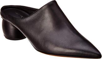Vince Eaton Leather Mule