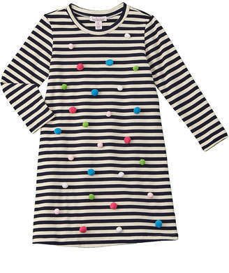 Halabaloo Girls' 3D Knit Dress