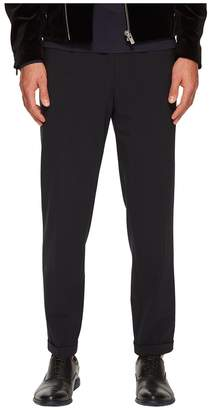 The Kooples Trousers with Elasticated Waist Men's Casual Pants