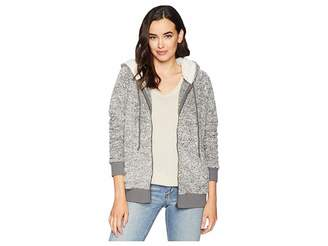 True Grit Dylan by Ultra Soft and Cozy Sweater Fleece Zip Jacket with Hood