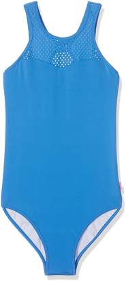 Seafolly Big Girls' Summer Essentials Racer Back Tank