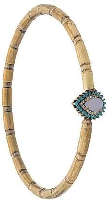 Iosselliani Club Africana bangle bracelet