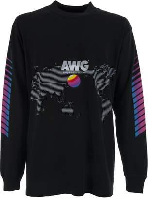 Alexander Wang Awg Long Sleeve Shirt