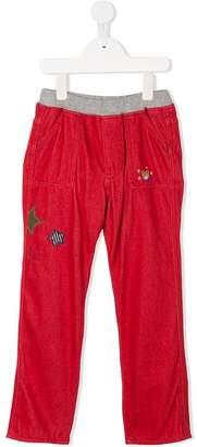 Mikihouse Miki House elasticated waist trousers