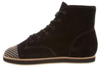 Loeffler Randall Cap-Toe Ankle boots