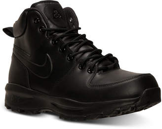 Nike Men Manoa Leather Boots from Finish Line