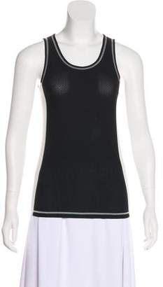 Tory Sport Sleeveless Athletic Top