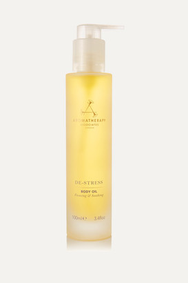 Aromatherapy Associates De-stress Body Oil, 100ml - Colorless