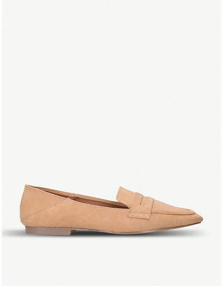 Kurt Geiger Madison suede loafers