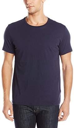 ATM Anthony Thomas Melillo Men's Classic Jersey Crew Neck T-Shirt