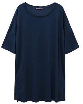Violeta BY MANGO Flowy t-shirt