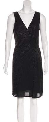 Diane von Furstenberg Embellished Lindsey Dress