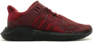 adidas EQT Support 93/17 JD Sports Burgundy Suede