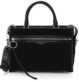 Rebecca Minkoff Women's Bedford Zip Leather Satchel