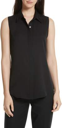 Theory Tanelis Georgette Top
