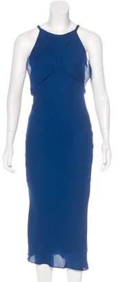 Maison Margiela Sleeveless Midi Dress