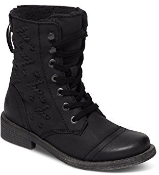 Roxy Women's Croswell Lace-Up Boot $84 thestylecure.com