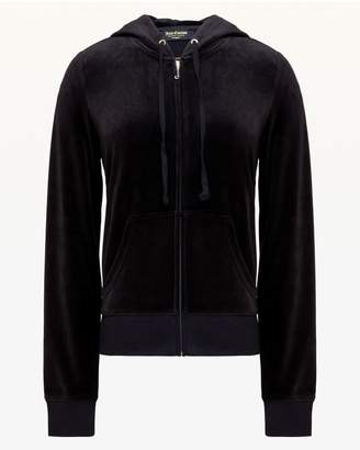 Juicy Couture Juicy Gems Crest Velour Robertson Jacket