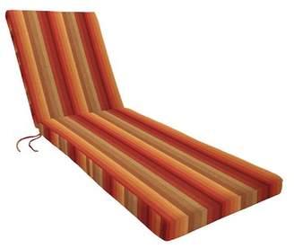 Eddie Bauer Sunbrella Chaise Lounge Cushion