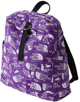 The North Face (ザ ノース フェイス) - THE NORTH FACE PURPLE LABEL Logo Print Book Rac Pack M