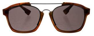 Christian Dior Abstract Tinted Sunglasses