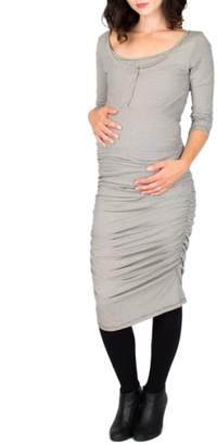 Nom Maternity Nom Henley Maternity Dress