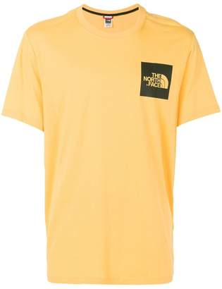 The North Face logo short-sleeve T-shirt