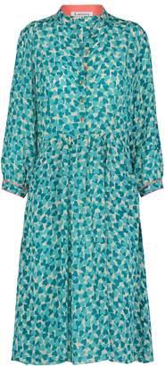 Libelula Anastasia Dress in Hearty Print
