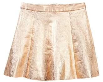 Kate Spade metallic skirt (Big Girls)