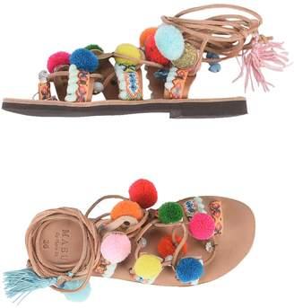 Mabu by MARIA BK Toe strap sandals