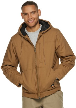Timberland Men's Baluster Insulated Hooded Jacket
