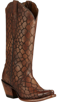 Women's Ariat Antebellum X Toe Cowgirl Boot