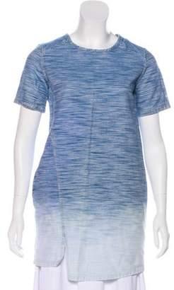 AllSaints Short Sleeve Knit Tunic