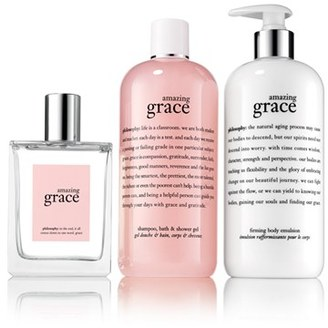 Philosophy 'Amazing Grace' Jumbo Collection (Limited Edition) ($128 Value) $77 thestylecure.com