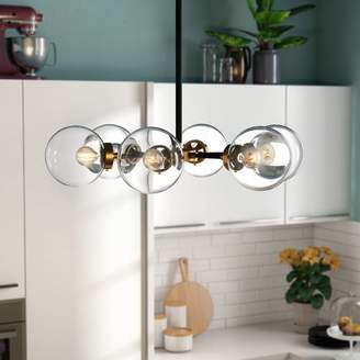 George Oliver Claudio 6-Light Chandelier