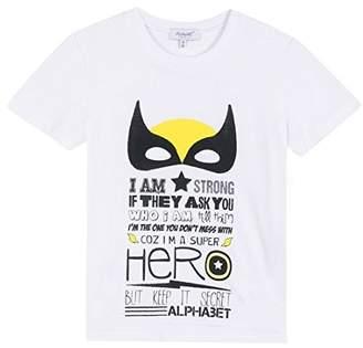 Alphabet Boy's Armoire A TS T-Shirt