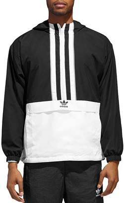 adidas Hooded Windbreaker Jacket