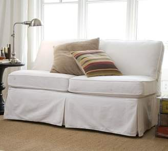 Pottery Barn Build Your Own - PB Basic Slipcovered Sectional Components