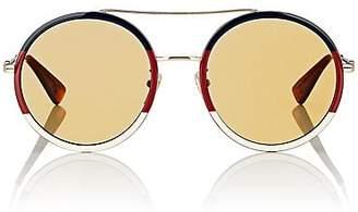 Gucci Men's GG0061S Sunglasses - Yellow