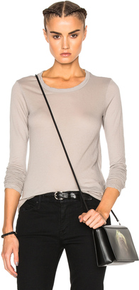 James Perse Little Boy Tee $135 thestylecure.com