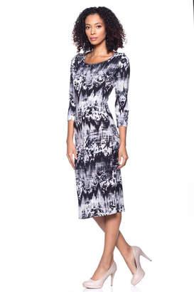Capella Apparel 3/4 Around Dress