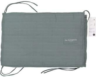 La Langerie Le Tour De Lit Bed Bumper Elephant Grey